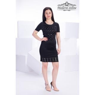 Права къса рокля Амбър 41461