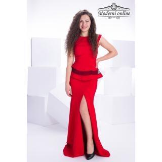 Официална дълга рокля Сидни 70317