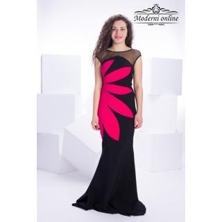 Дълга рокля Брук