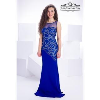 Дълга рокля Бюти Куин 71788