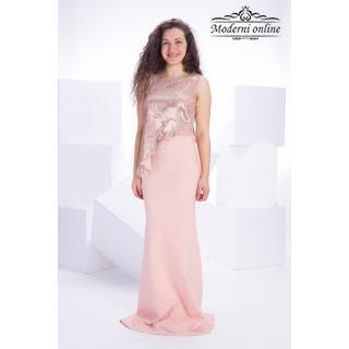 Дълга официална рокля Мадлен