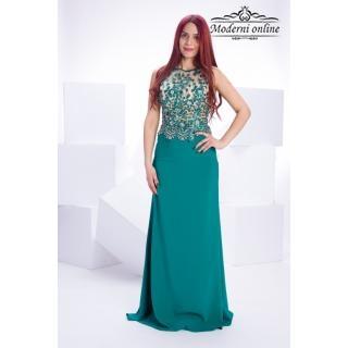 Официална дълга рокля Кети 963216