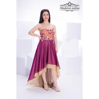 Асиметрична рокля Кари 963121