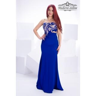 Официална дълга рокля Миренда 963043