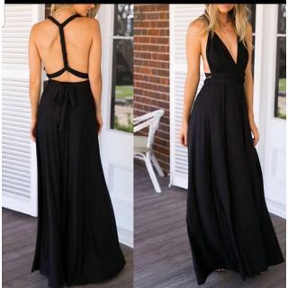 Дълга рокля Сенс , ПОНЕ 11 начина 3491
