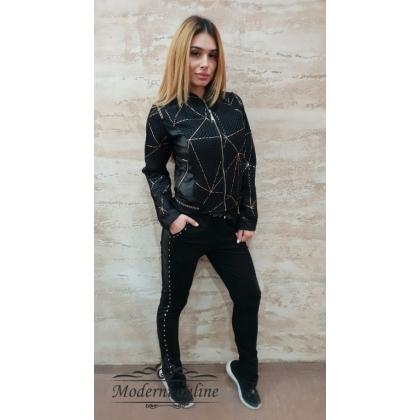 Дамски спортно елегантно Яке  Comfort 28846