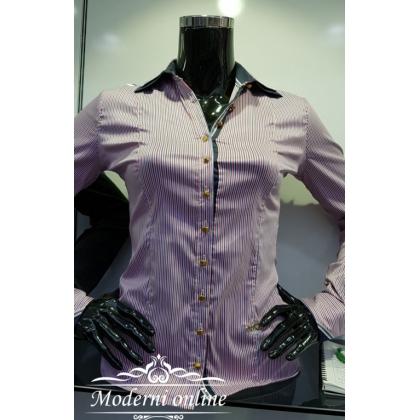 Риза с дълъг ръкав 8531